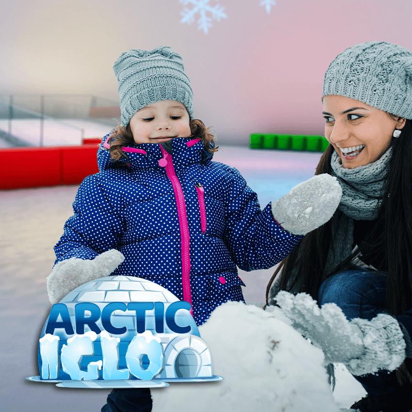 Arctic Igloo